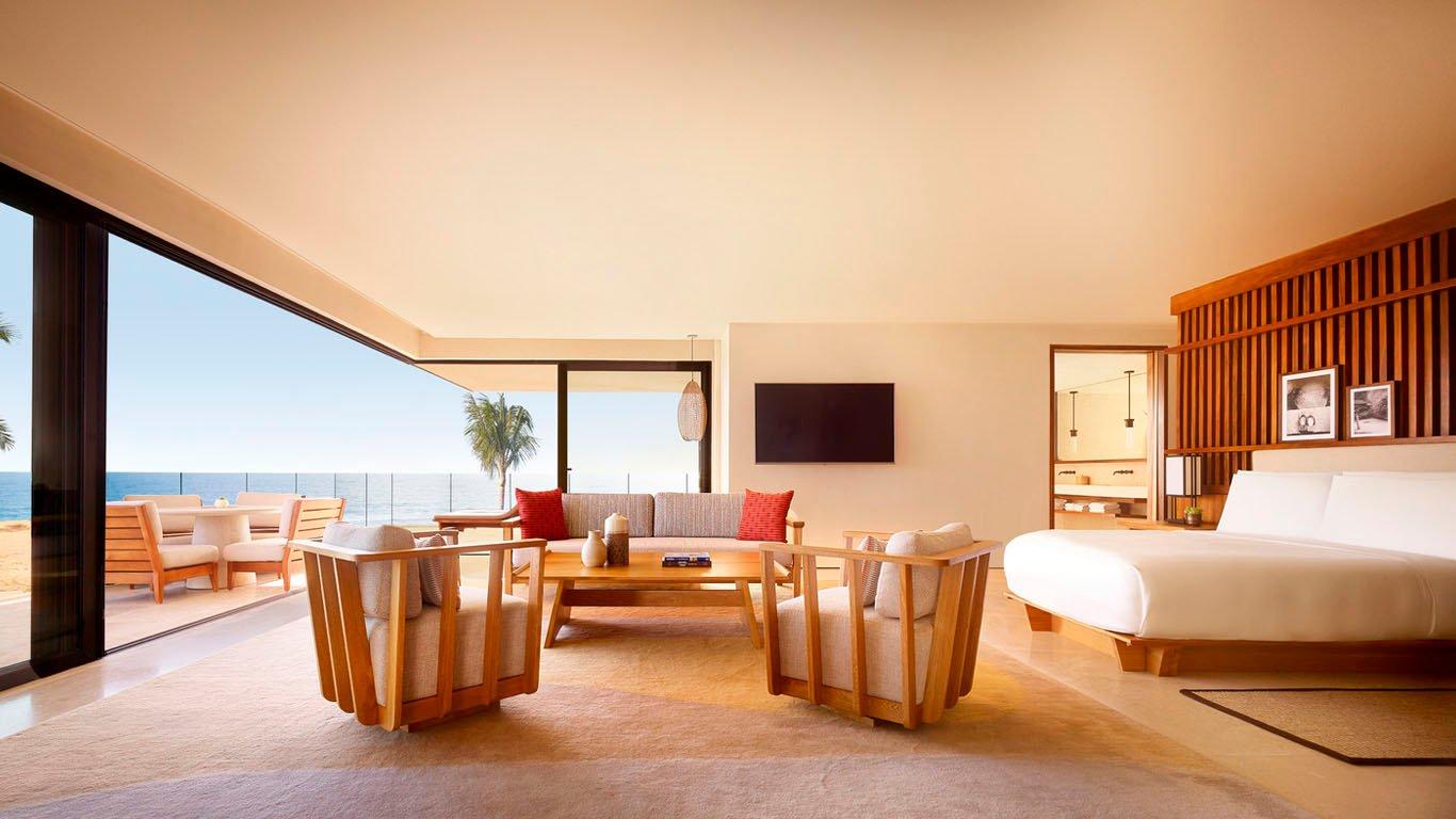 Sake Suite | Nobu Hotel Los Cabos