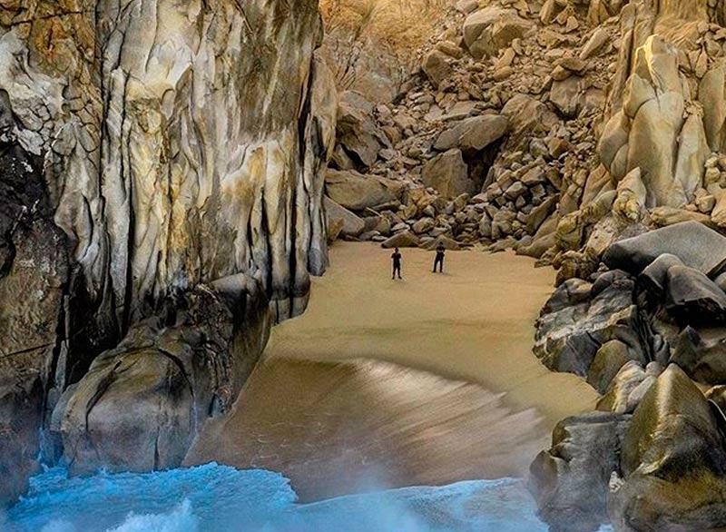 Divorce Beach & Love Beach in Los Cabos