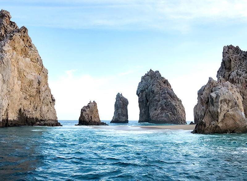 Ocean Views of Cabo San Lucas
