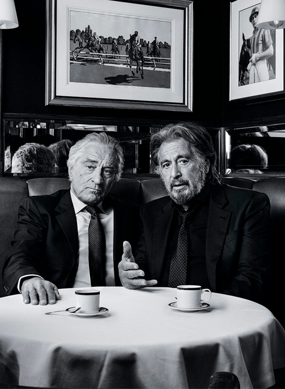 Robert DeNiro, The Irishman