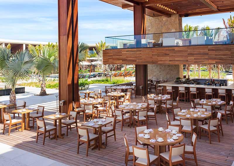 Pacific Restaurant Nobu Hotel Los Cabos