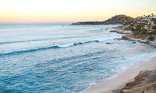 Acapulquito Surf Beach Los Cabos