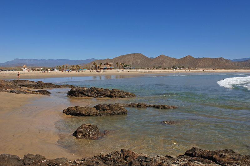 Los Cerritos Beach Los Cabos