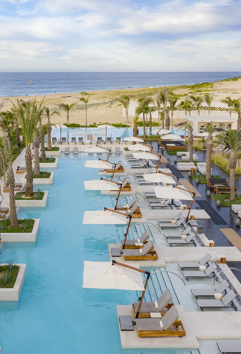 Pools Nobu Hotel Los Cabos